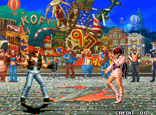 King of Fighters '97 Neo Geo CD