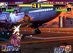 King of Fighters '99 Neo Geo CD