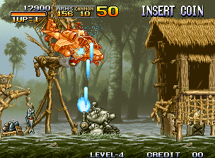 Metal Slug Neo Geo CD