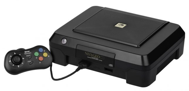Neo Geo CD Front Loader