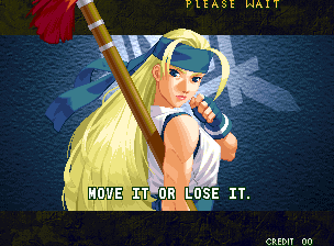 Last Blade 2 Neo Geo CD