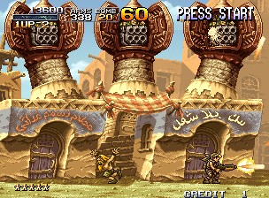 Metal Slug 2 Neo Geo CD