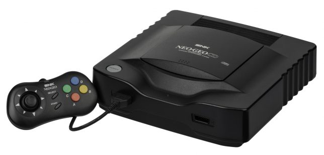 Neo Geo CD Video Game System