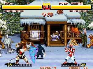 Samurai Shodown Neo Geo CD